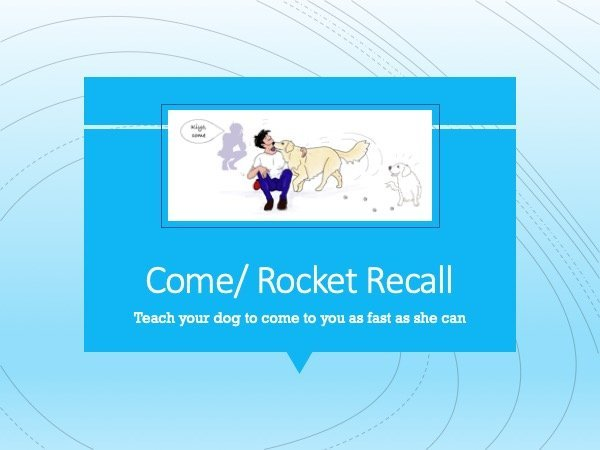 Come Rocket Recall