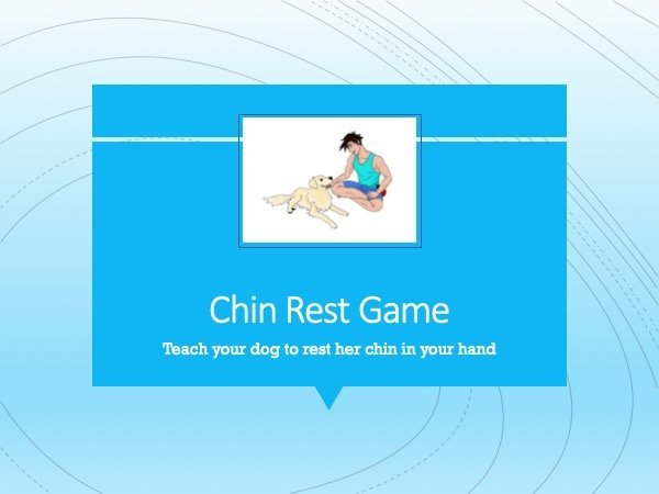 Chin rest game