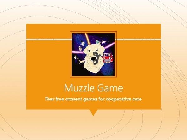 Muzzle Training Game