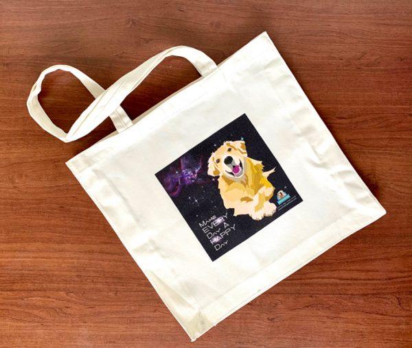Kiyo Happy Day Tote Bag